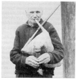 Duma János Porondi nagypataki dudás