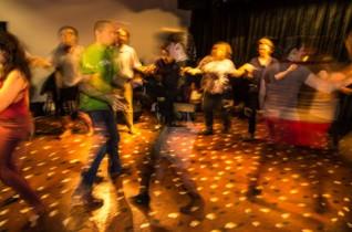 Kezes – Tázló táncház a Müszi-ben