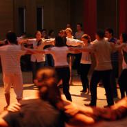 Tázló táncház az Eötvös10-ben 2014. 01. 10. - fotó: Skopp Júlia