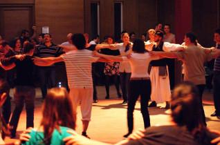 Kezes – Tázló táncház az Eötvös10-ben
