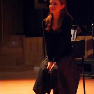 Enyedi Ágnes - énektanítás - Tázló táncház az Eötvös10-ben 2014. 01. 10. - fotó: Skopp Júlia