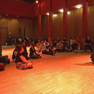 Énektanítás - Tázló táncház az Eötvös10-ben 2014. 01. 10. - fotó: Zagyi Lajos