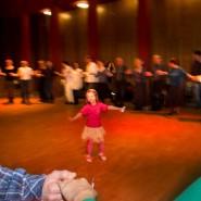Tázló táncház az Eötvös10-ben 2014. 01. 10. - fotó: Fancsali Gábor