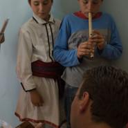Furulyás legényke - Pusztina (Moldva)